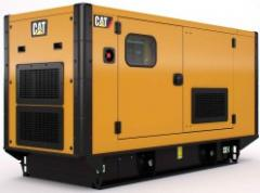 Дизельный генератор Caterpillar GEP88-1 в кожухе
